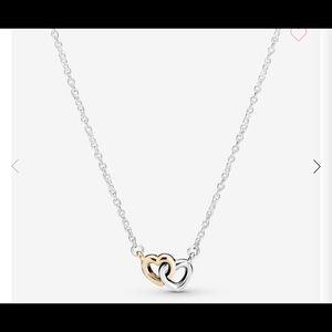 Authentic pandora necklace